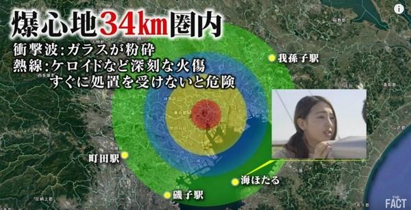 北朝鮮のミサイルが東京に落ちたら.jpg